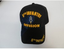 8Th Infantry Division Cap
