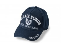 AIRFORCE TECH SERGEANT RANK CAP
