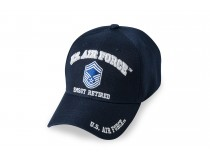 AIRFORCE CHIEF MASTER SERGEANT RETIRED CAP