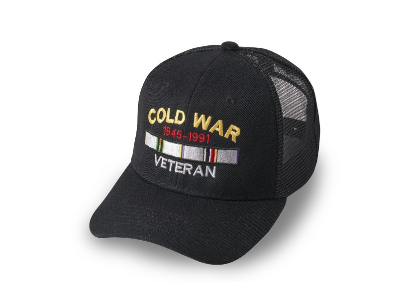 COLD WAR RIBBON CAP