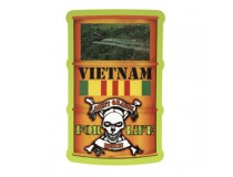AGENT ORANGE DIOXIN FOR LIFE DECAL