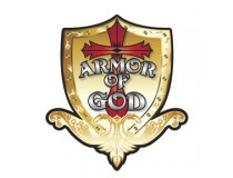 ARMOR OF GOD DECAL