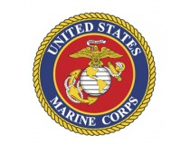 US MARINE CORPS DECAL