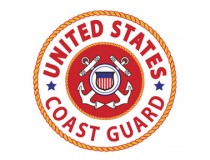 US COAST GUARD VETERAN DECAL