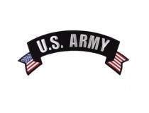 US ARMY TOP ROCKER PATCH