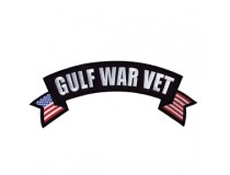 GULF WAR TOP ROCKER PATCH