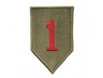 BIG RED ONE 1ST INFANTRY PATCH