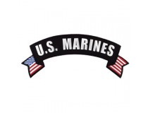 US MARINES TOP ROCKER