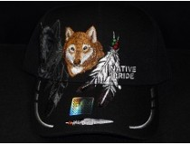 NATIVE PRIDE WOLF