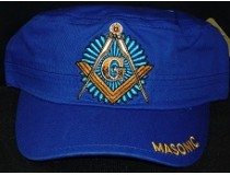 MASONIC CADET BLUE CAP