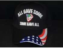 ALL GAVE SOME SOME GAVE ALL CAP