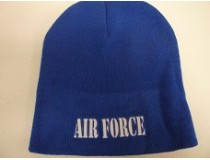 AIRFORCE BLUE BEANIE