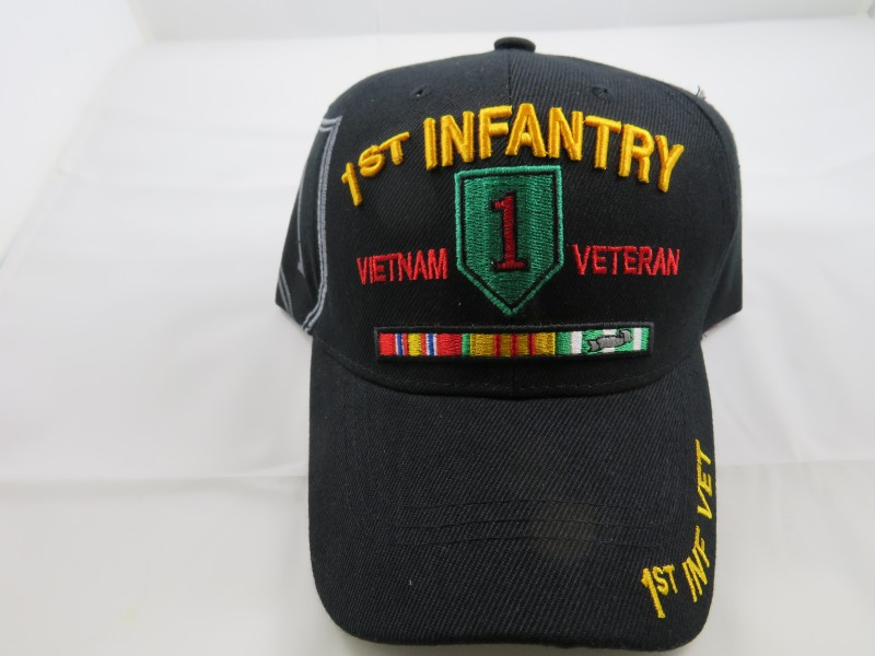 BIG RED ONE VIETNAM CAP