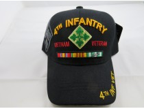 4th INFANTRY DIVISION VIETNAM CAP