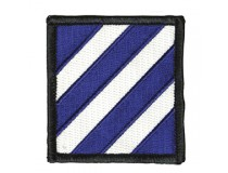 3d INFANTRY DIVISION PATCH