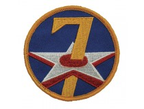 7th AIRFORCE UNIT PATCH