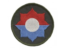9th INFANTRY DIVISION UNIT PATCH