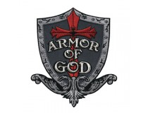 ARMOR OF GOD PATCH