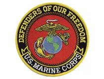 "5""  US MARINE CORPS OFFICIAL LOGO PATCH"