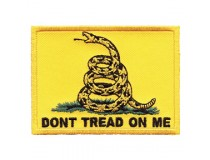 DONT TREAD ON ME- GENERAL GADSON DESIGNED THE SNAKE LOGO THE SNAKE HEAD MEANS READY TO STRIKE MOST AVERAGE PUBLIC HAVE NO IDEA THIS IS HISTORY AND WAS FIRST FLAG TO EVER FLY ON A NAVAL SHIP.