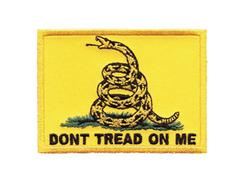GADSON DONT TREAD ON ME PATCH