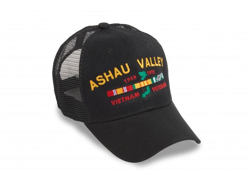 1ce2a176ad697 A SHAU VALLEY CUSTOM MESH CAP