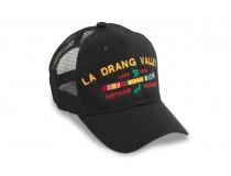 IA DRANG VALLEY VIETNAM LOCATION CAP