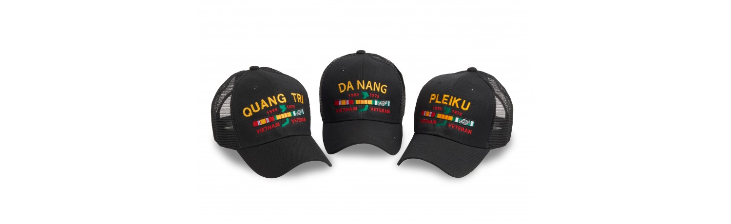 VIETNAM LOCATION CAPS