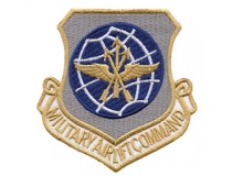 US AIRFORCE MILITARY AIRLIFT COMMAND PATCH