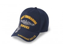US NAVY SUBMARINE SERVICE CAP BLUE