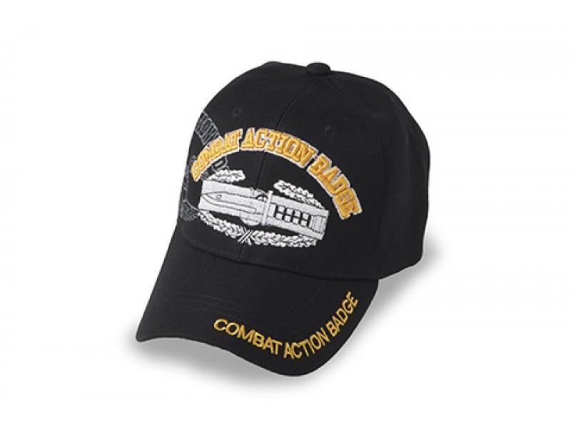 ARMY COMBAT ACTION BLACK CAP