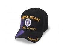 PURPLE HEART BEAUTIFUL CAP