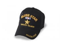 SILVER STAR AWARD CAP