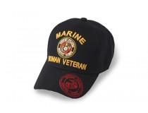 MARINE CORPS WOMEN VETERAN CAP