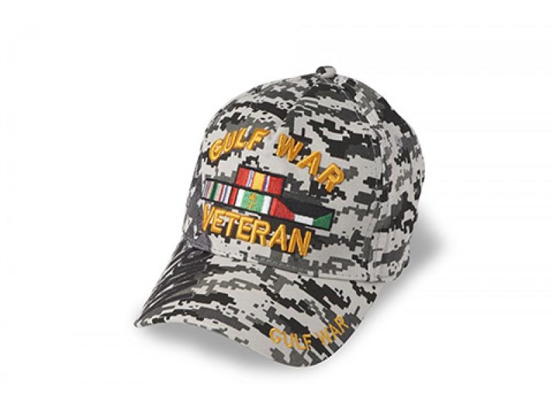 GULF WAR DIGITAL VETERAN CAP