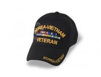 KOREA-VIETNAM SERVICE RIBBON CAP