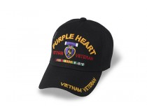 PURPLE HEART VIETNAM CAP