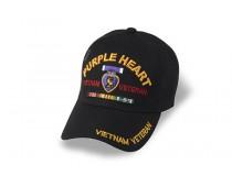 PURPLE HEART VIETNAM CAP