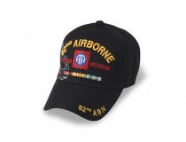 82 AIRBORN DIVISION VIETNAM SERVICE RIBBON CAP