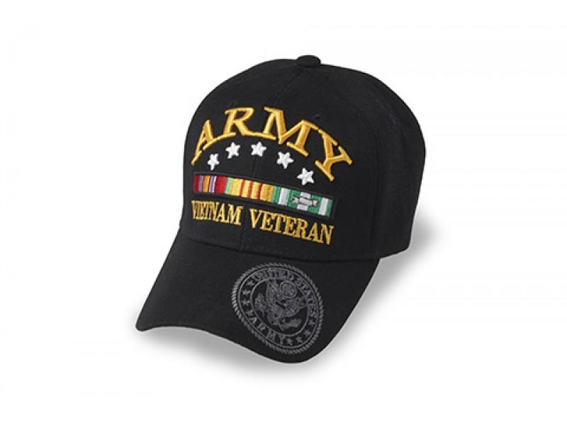 ARMY VIETNAM RIBBON CAP