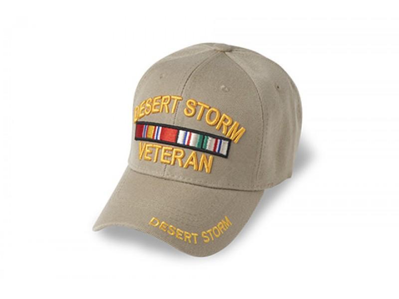 DESERT STORM SERVICE RIBBON *TAN* CAP
