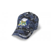 NAVY SEABEES BLUE ..