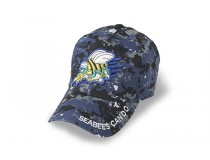 NAVY SEABEES BLUE DIGITAL CAP