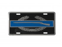 COMBAT INFANTRY BADGE CAR TAG