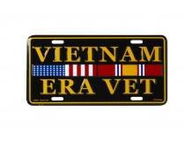 VIETNAM ERA CAR TAG  * US MADE*