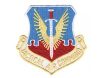 US AIRFORCE TACTICAL AIR COMMAND PATCH
