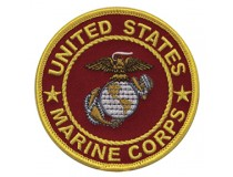 "US MARINE CORPS 3"" PATCH"