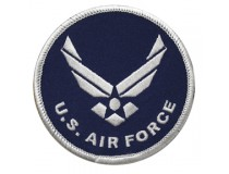 US AIRFORCE WINGS PATCH