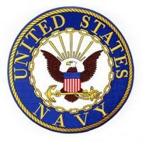 "US NAVY 10"" B.."
