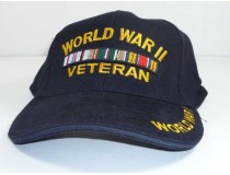 World War II Veteran Military Cap